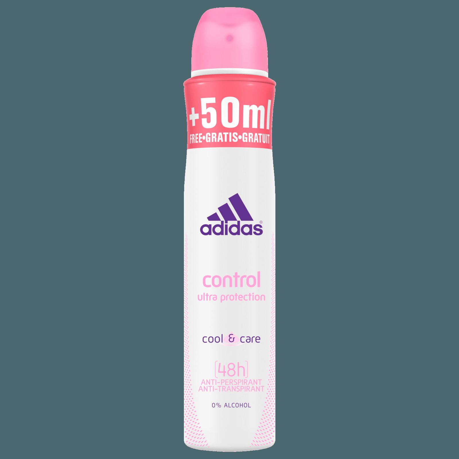 Adidas Deo Control Women 200ml