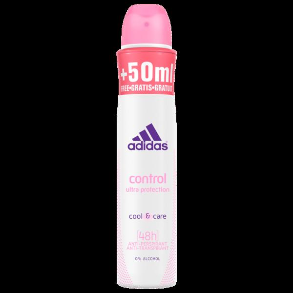Adidas Women Deospray Control 200ml