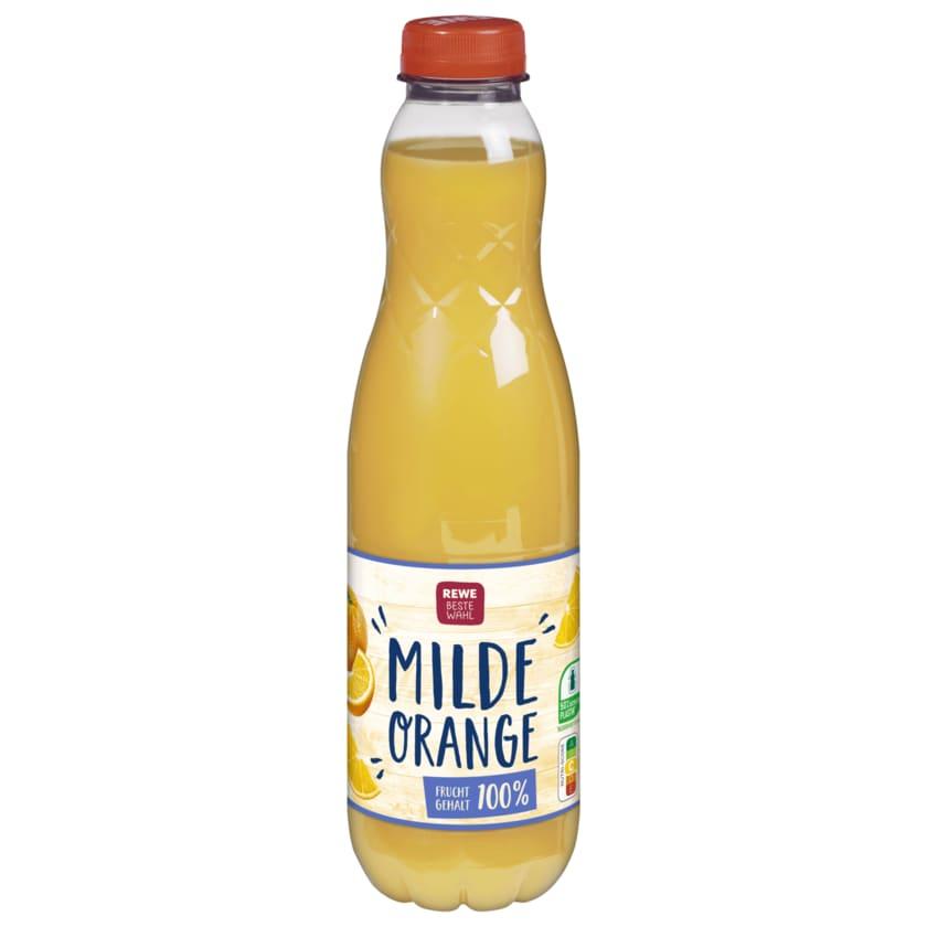 REWE Beste Wahl Orangensaft 1l