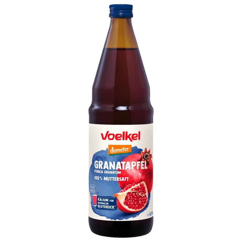 Voelkel Granatapfel 100% Muttersaft 0,75l