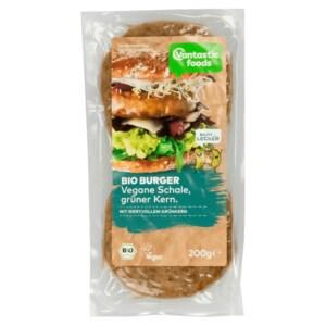 Vantastic Foods Bio Grünkern-Burger 200g