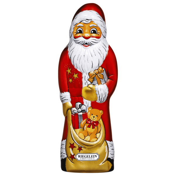 Riegelein Weihnachtsmann 150g