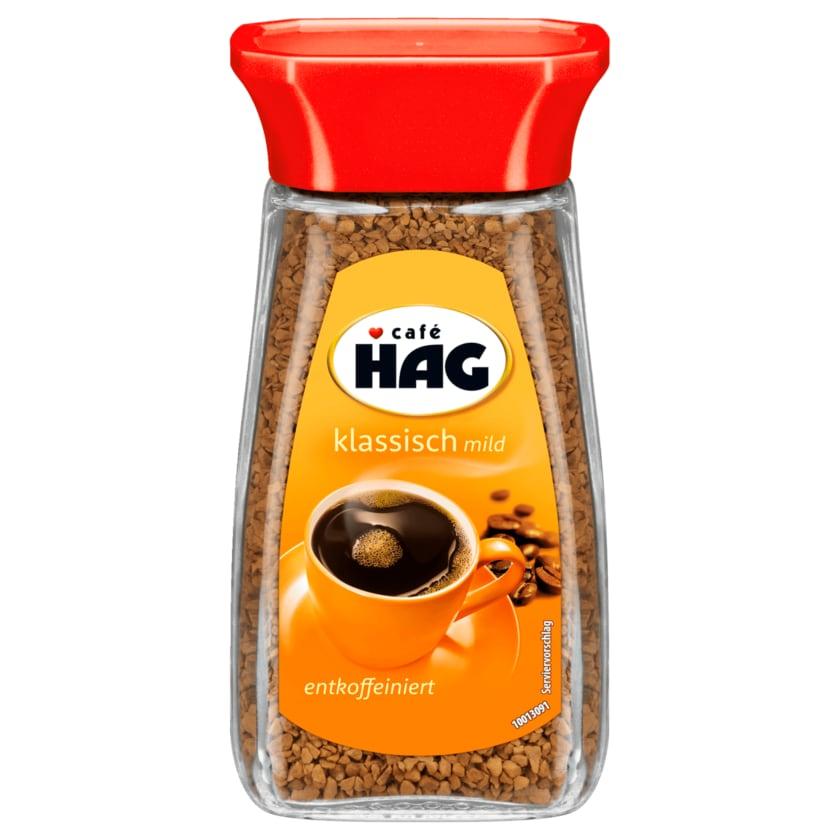 Café Hag Instant Kaffee klassisch mild 100g