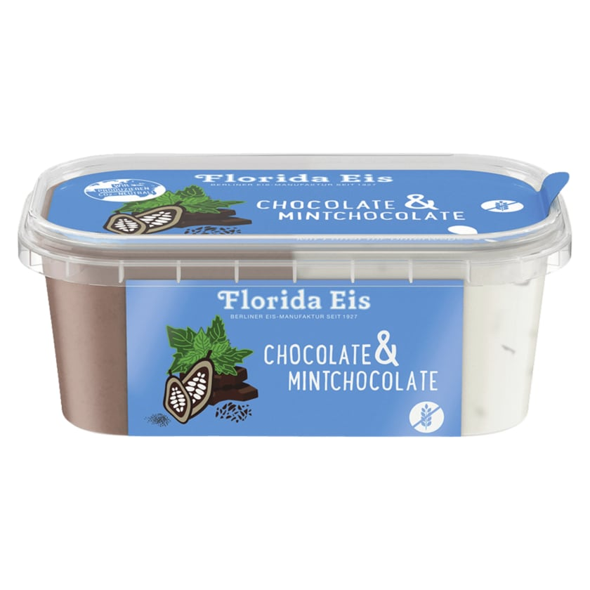 Florida Eis Chocolate & Mintchocolate 150ml