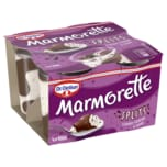 Dr. Oetker Marmorette Pudding Schoko mit Splits 4x100g