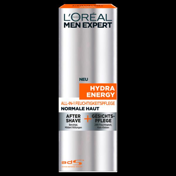 L'Oréal Paris Men Expert Hydra Energy All-In-1 Feuchtigkeitspflege 75ml