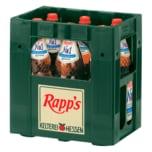 Rapp's Apfelwein alkoholfrei 6x1l