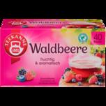Teekanne Fruchtige Waldbeere 100g, 40 Beutel