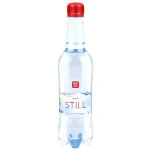 REWE Beste Wahl Mineralwasser Still 1l