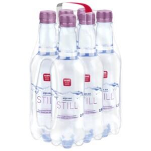 REWE Beste Wahl Mineralwasser still 6x0,5l