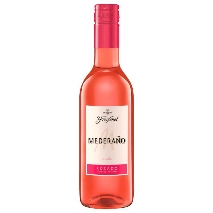 Freixenet Rosé Mederano Rosado halbtrocken 0,25l