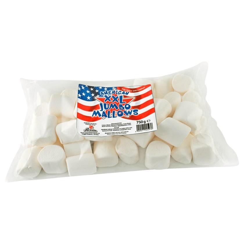 Rexim XXL Jumbo BBQ Marshmallows 750g