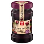 REWE Beste Wahl Schwarzkirsch-Konfitüre 340g