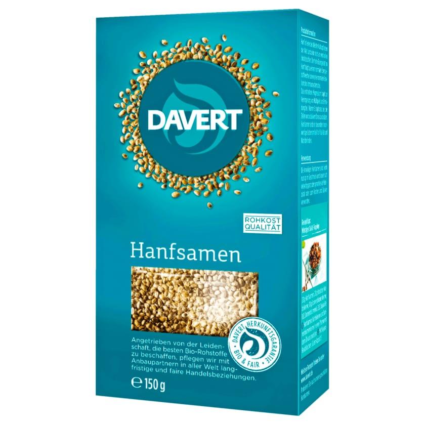 Davert Bio Hanfsamen 150g