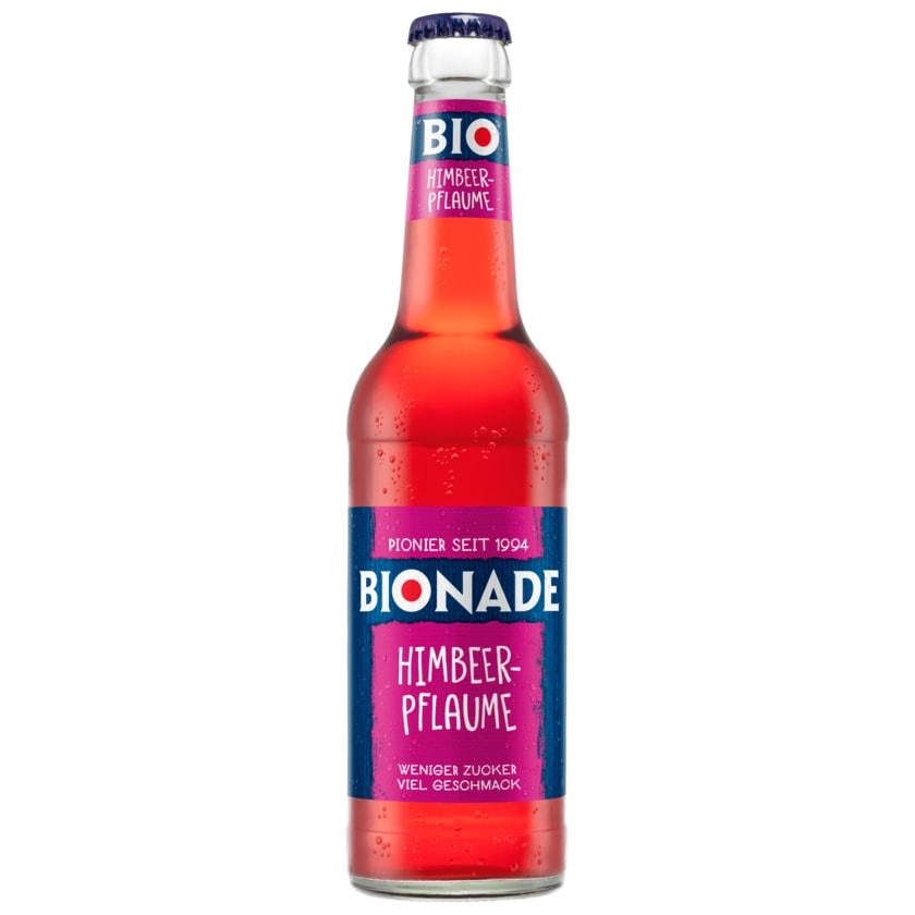 Bionade Himbeer-Pflaume 0,33l