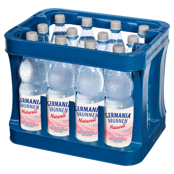 Germania Mineralwasser Naturell 12x1l