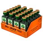 Jägermeister Kräuterlikör Jäger-Pack 24x0,02l