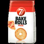 7 Days Bake Rolls Brot Chips Pizza 250g