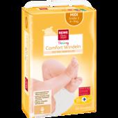 REWE Beste Wahl Baby Comfort Windeln Midi Gr. 3 4-9kg 50 Stück