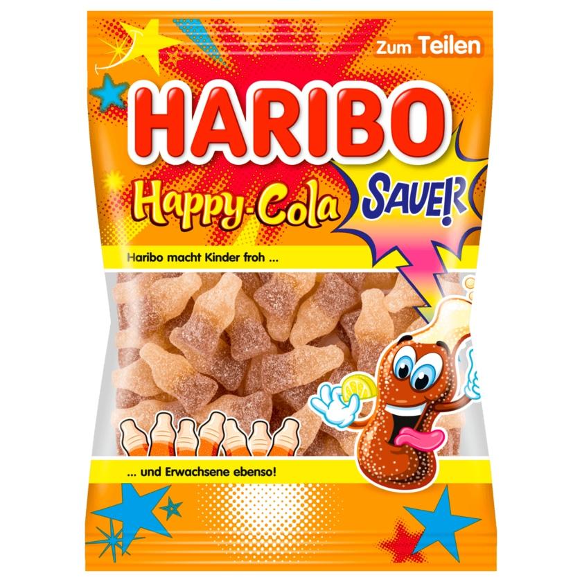 Haribo Fruchtgummi Happy Cola Lemon Fresh 200g