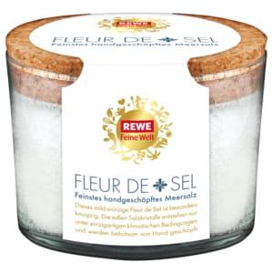 REWE Feine Welt Fleur de Sel 130g