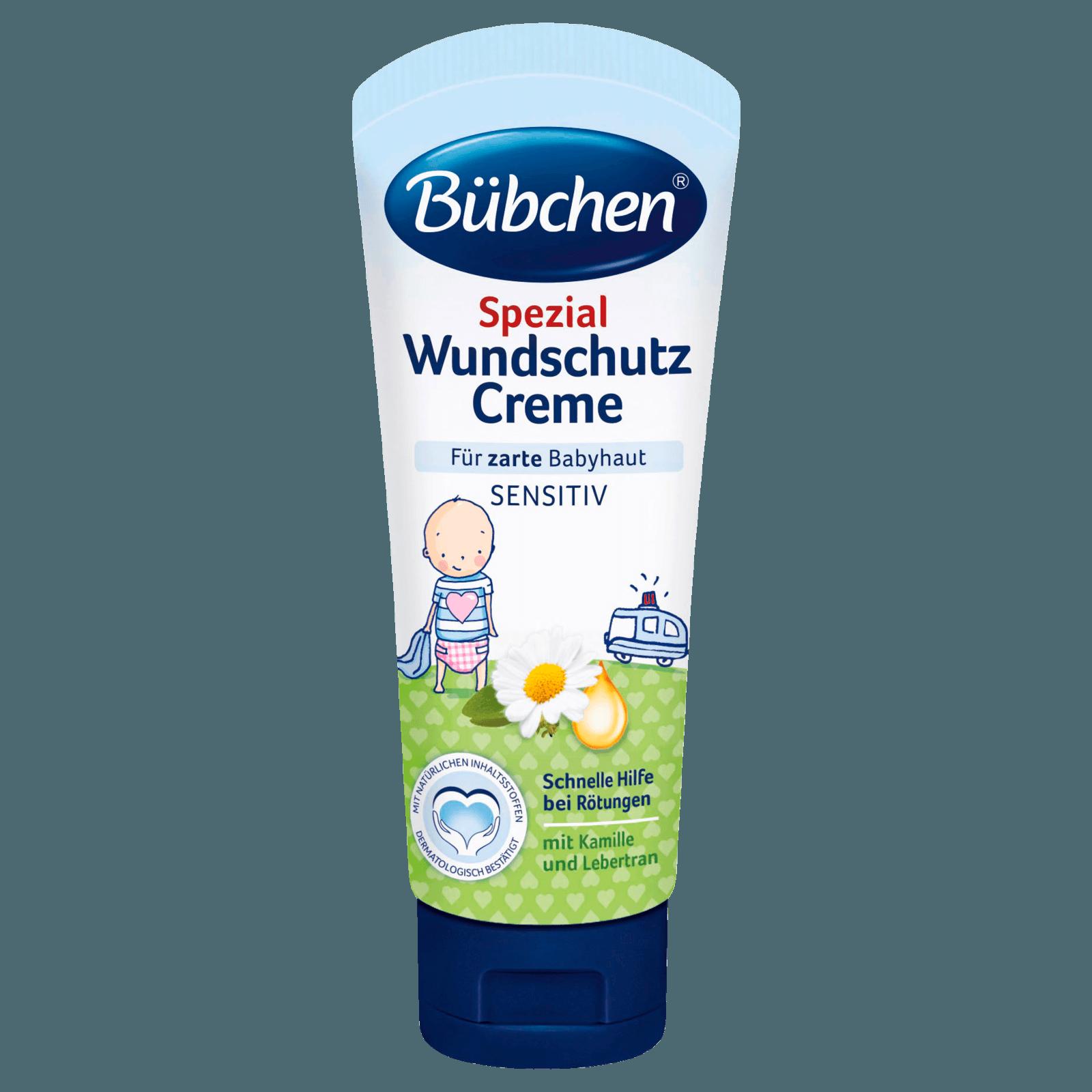 Bübchen Babypflege Spezial Wundschutz Creme 75ml