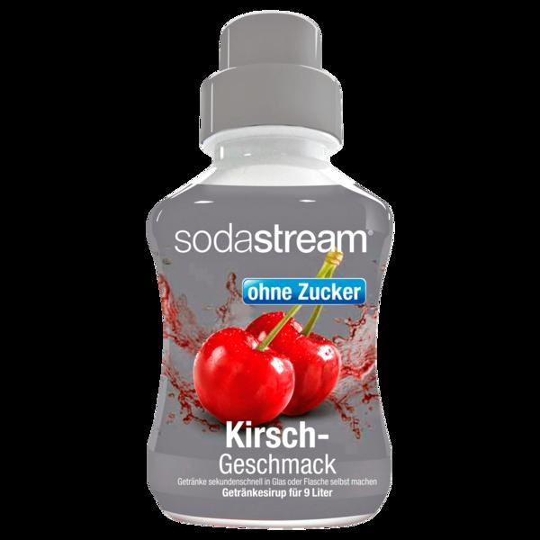 Sodastream Kirsche ohne Zucker Sirup 375ml