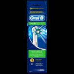 Oral-B Aufsteckbürsten Cross-Action Aufsteckbürste seitlich 3 Stück