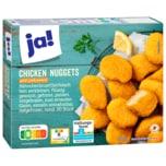 ja! Chicken Nuggets gold-gelb paniert 500g