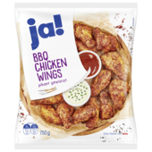 ja! BBQ Chicken Wings 750g