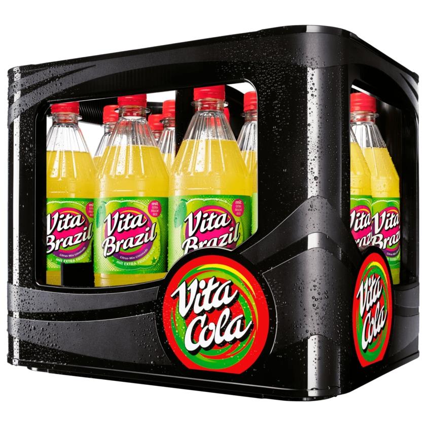 Vita Brazil Citrus-Mix-Limonade 12x1l