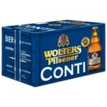 Wolters Pilsener Conti 8x0,33l