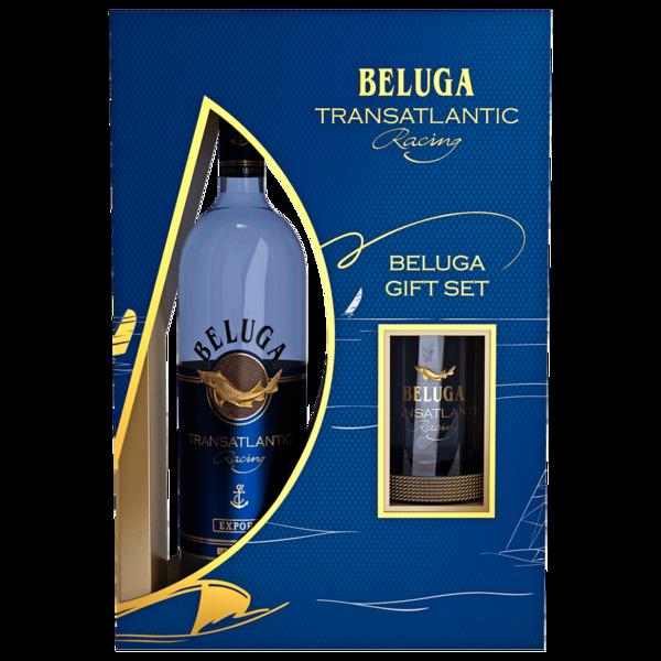 Beluga Transatlantic Racing Vodka 0,7l