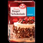 Ruf Raspel-Schokolade Vollmilch 100g