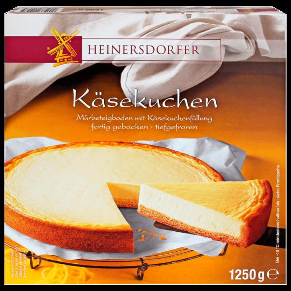 Heinersdorfer Käsekuchen 1,25kg