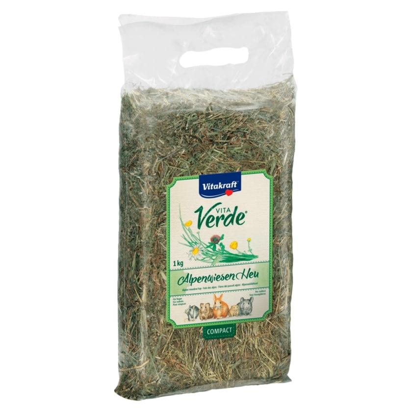 Vitakraft Vita Verde Alpen-Wiesenheu kompakt 1kg