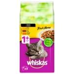Whiskas 1+ Fresh Menue Geflügel in Sauce 6x50g