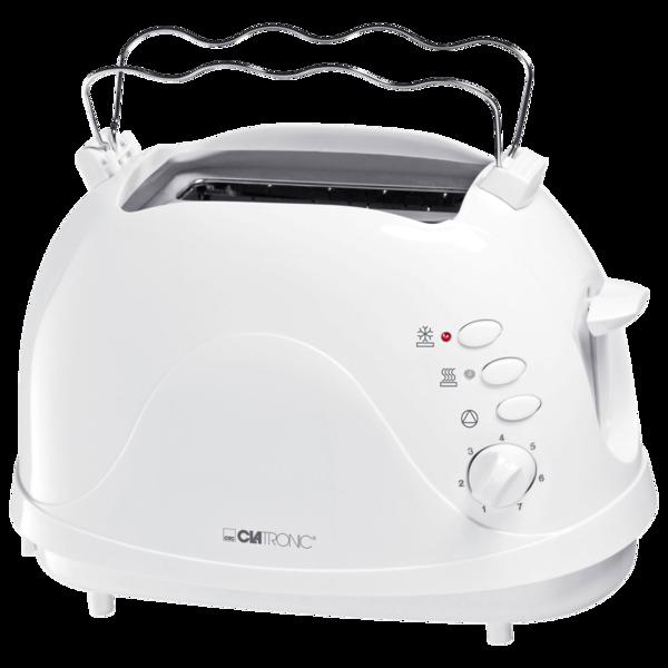 Clatronic Toaster 3565 Weiß