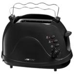 Clatronic Toaster 565 schwarz