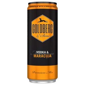 Three Sixty Vodka + Maracuja 330ml