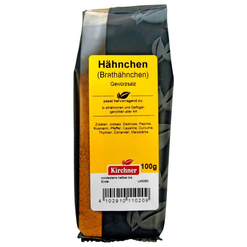 Kirchner Hähnchen (Brathänchen) Gewürzsalz 100g