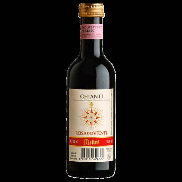 Melini Rotwein Chianti Rosa dei Venti trocken 0,25l
