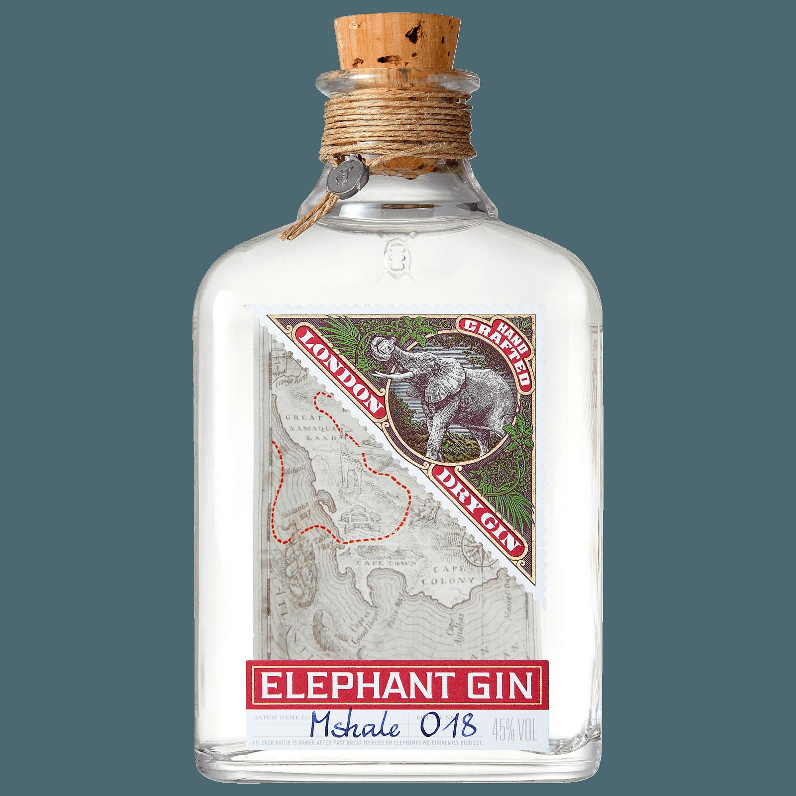 Elephant London Dry Gin 0,5l bei REWE online bestellen!