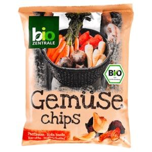 Bio Zentrale Gemüse Chips 90g
