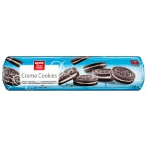 REWE Beste Wahl Creme Cookies 176g