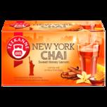 Teekanne New York Chai 35g, 20 Beutel