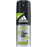 Adidas Deo 6in1 Men Cool & Dry 48h 150ml