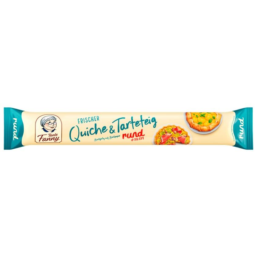 Tante Fanny Frischer Quiche- und Tarteteig 300g