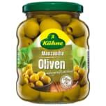 Kühne Grüne Oliven 170ml