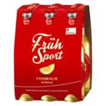 Früh Frühsport 6x0,33l